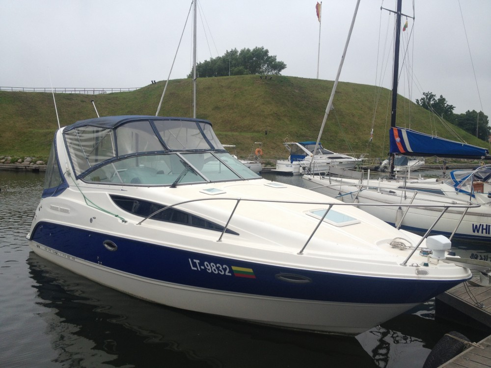Rent a Bayliner Bayliner 285 Cruiser