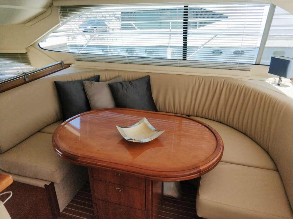 Boat rental Calafell cheap Sunquest 57