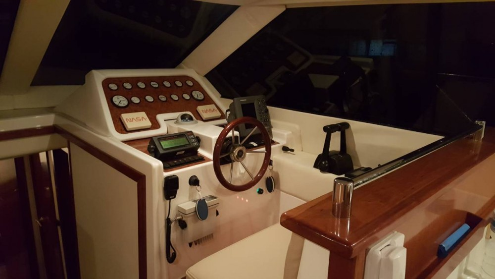 Rental Motorboat in Calafell -  Sunquest 57