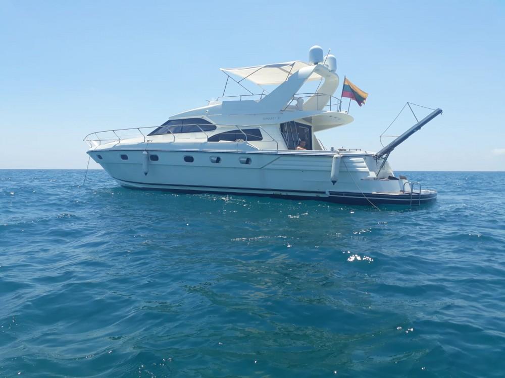 Rental yacht Calafell -  Sunquest 57 on SamBoat