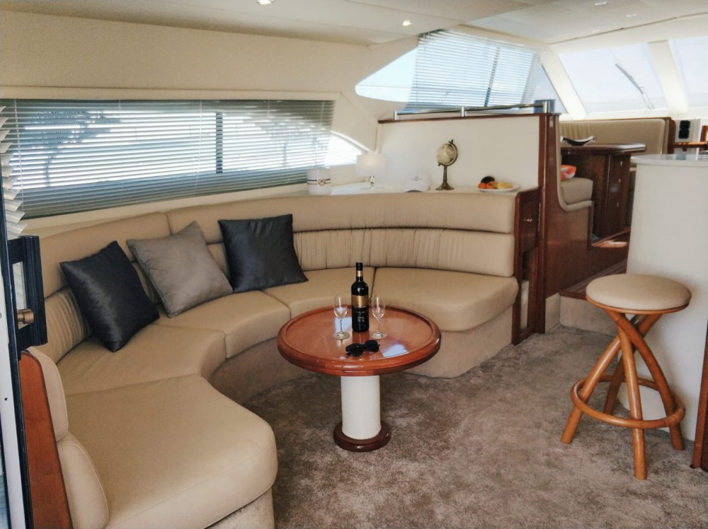 Sunquest 57 between personal and professional Calafell