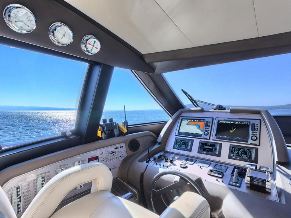 Hire Yacht with or without skipper Ferreti Marina Kaštela