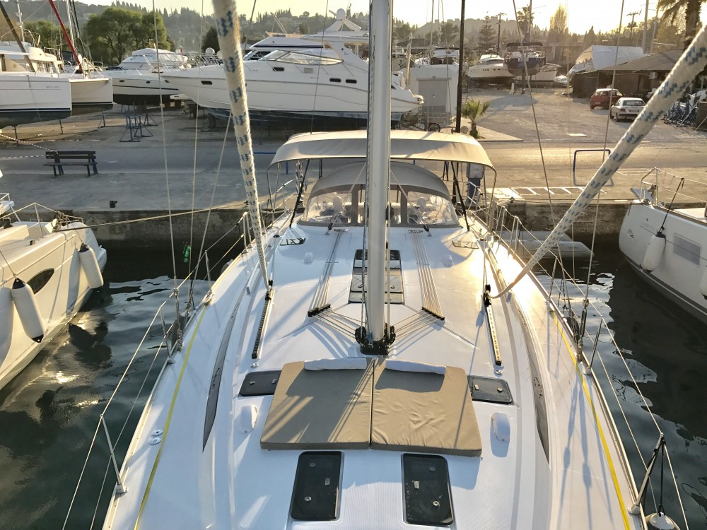Rental Sailboat in Marina Gouvia - Bavaria Bavaria Cruiser 51