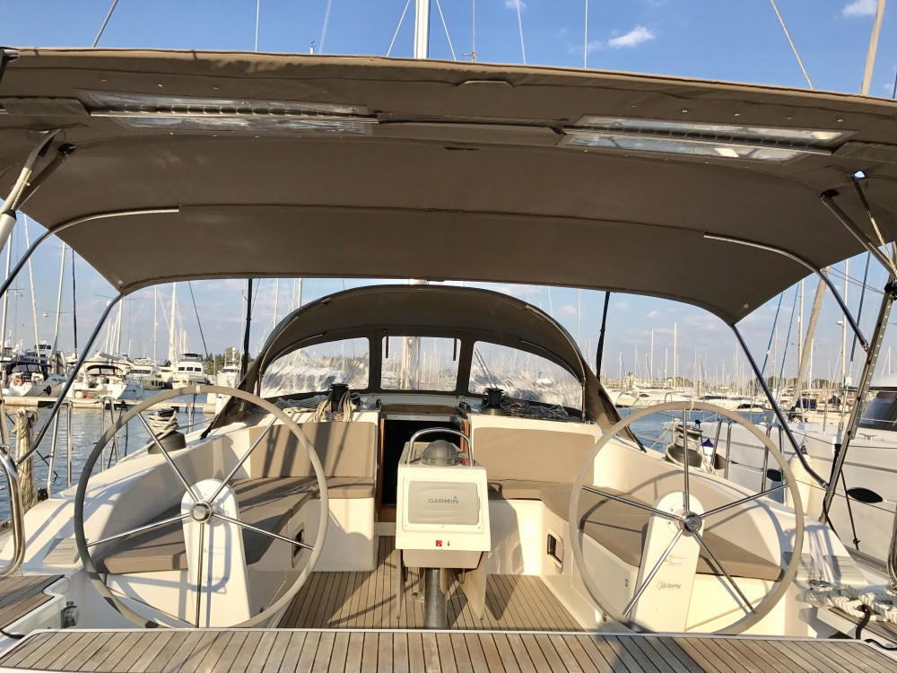 Boat rental Marina Gouvia cheap Bavaria Cruiser 51