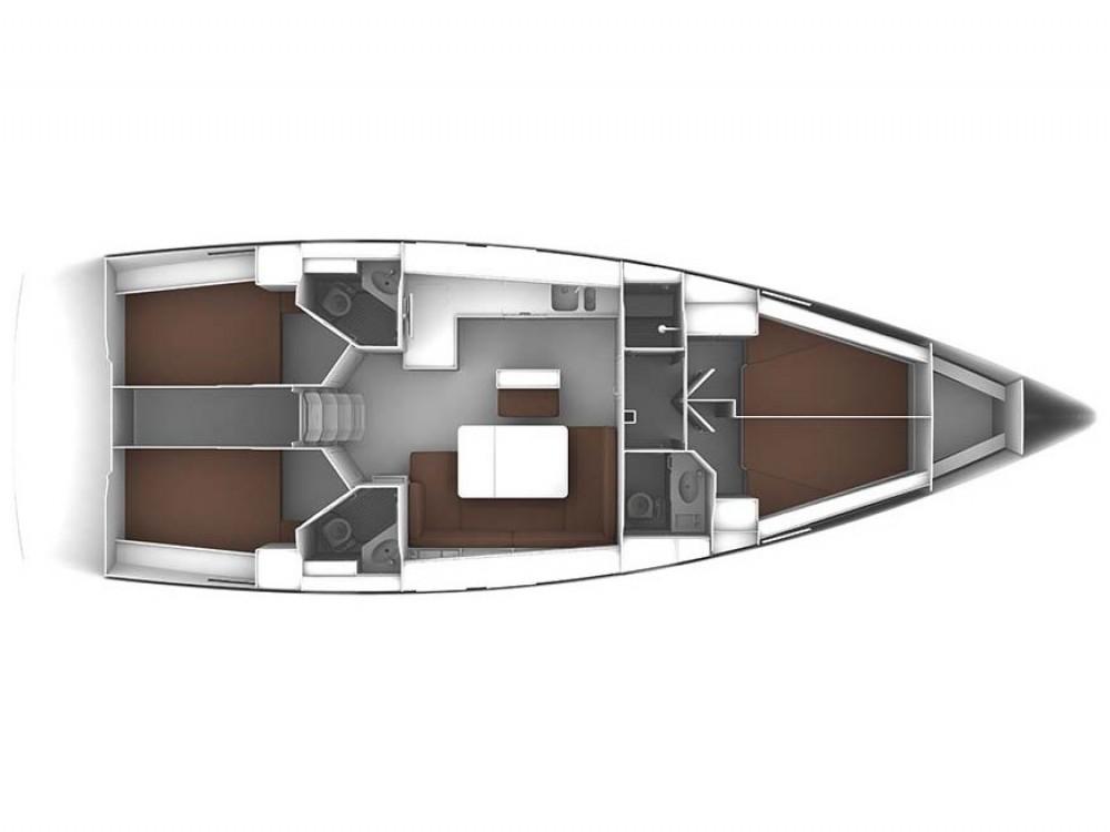 Rent a Bavaria Bavaria Cruiser 46 Marina Gouvia