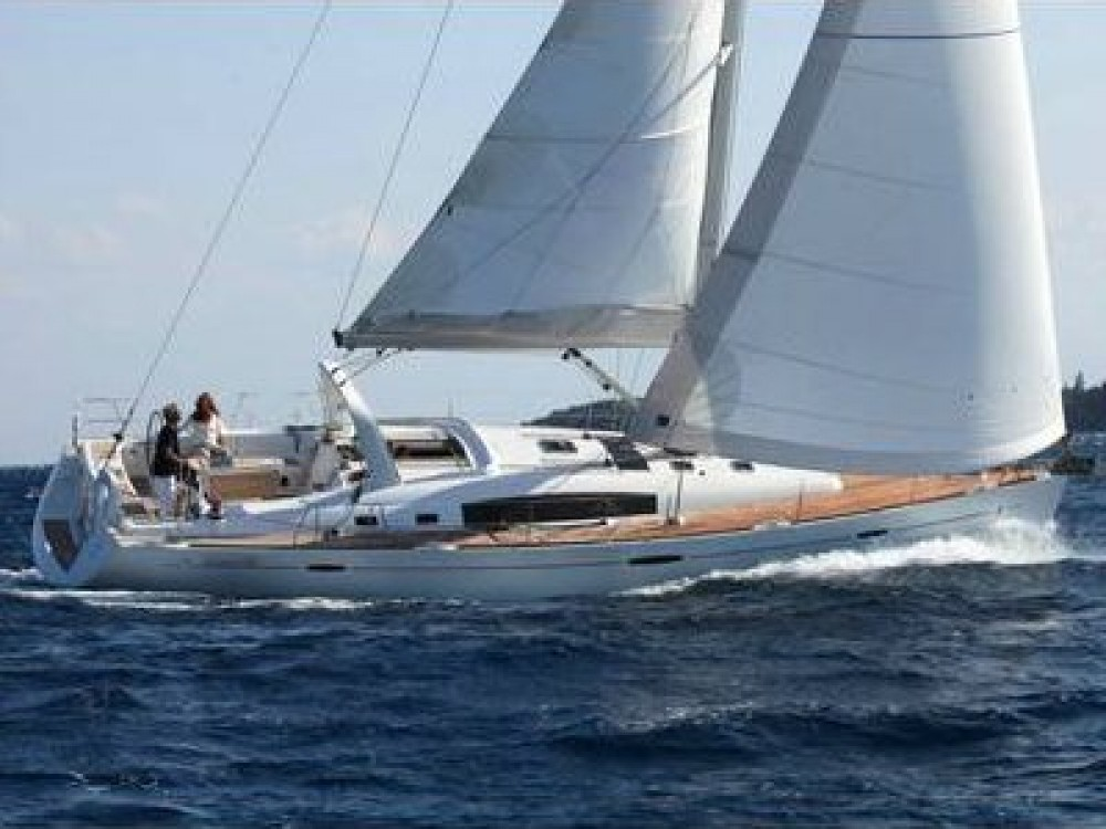 Boat rental Palma cheap Oceanis 50 Family
