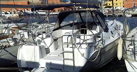 Rental yacht Palma de Mallorca - Bénéteau Cyclades 39 on SamBoat