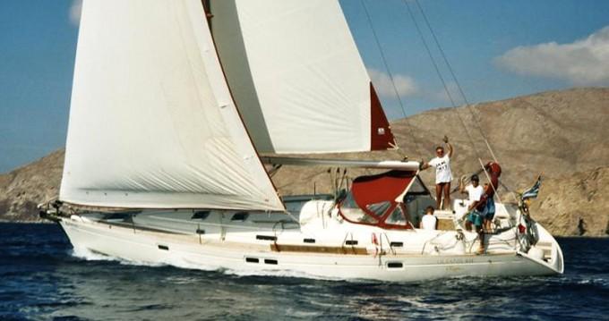 Rental Sailboat in Palma de Mallorca - Bénéteau Oceanis 461