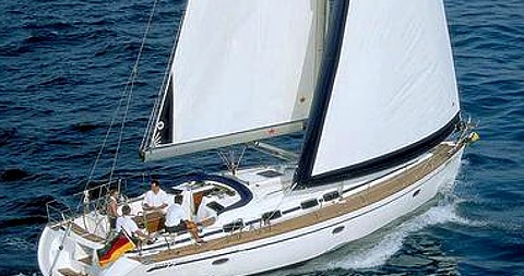 Boat rental Palma de Mallorca cheap Bavaria 46 Cruiser