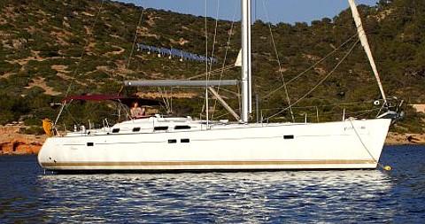 Rental yacht Palma de Mallorca - Bénéteau Oceanis 473 on SamBoat