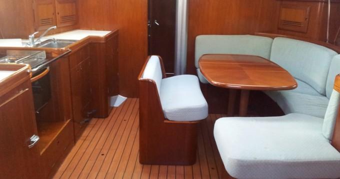 Boat rental Palma de Mallorca cheap Oceanis 473