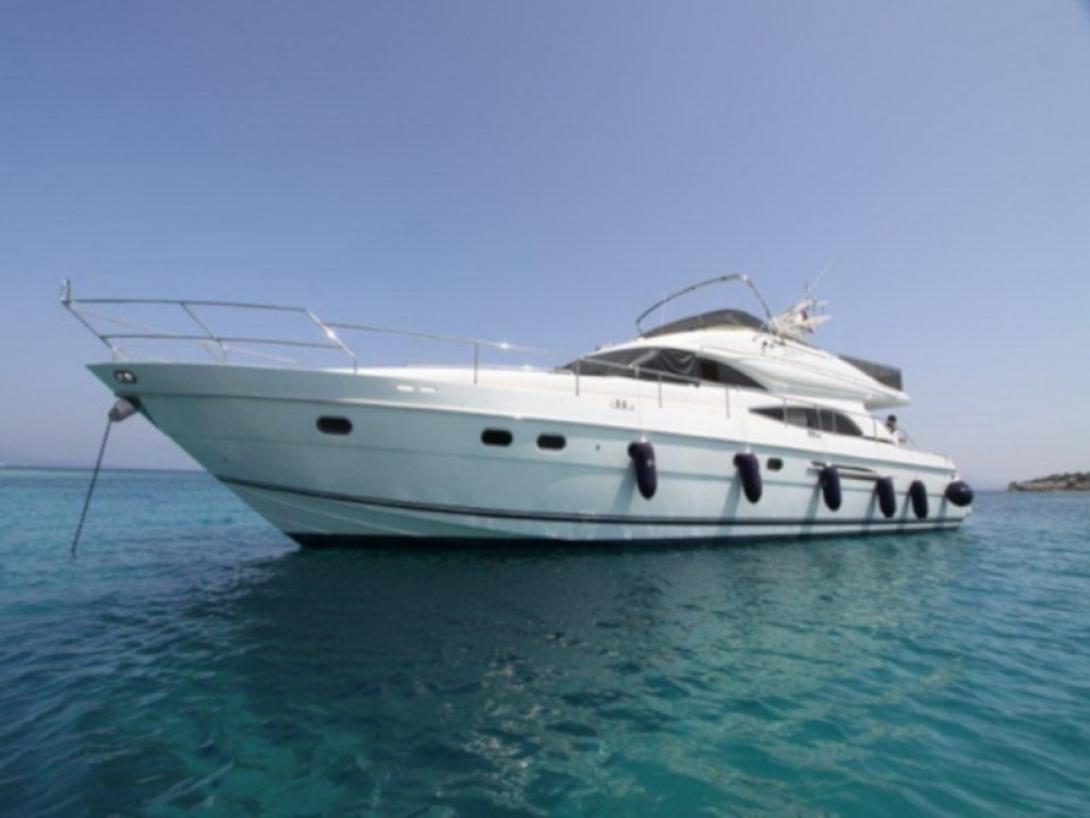 Rental yacht Aegean Region - Princess Princess 65 Fly on SamBoat