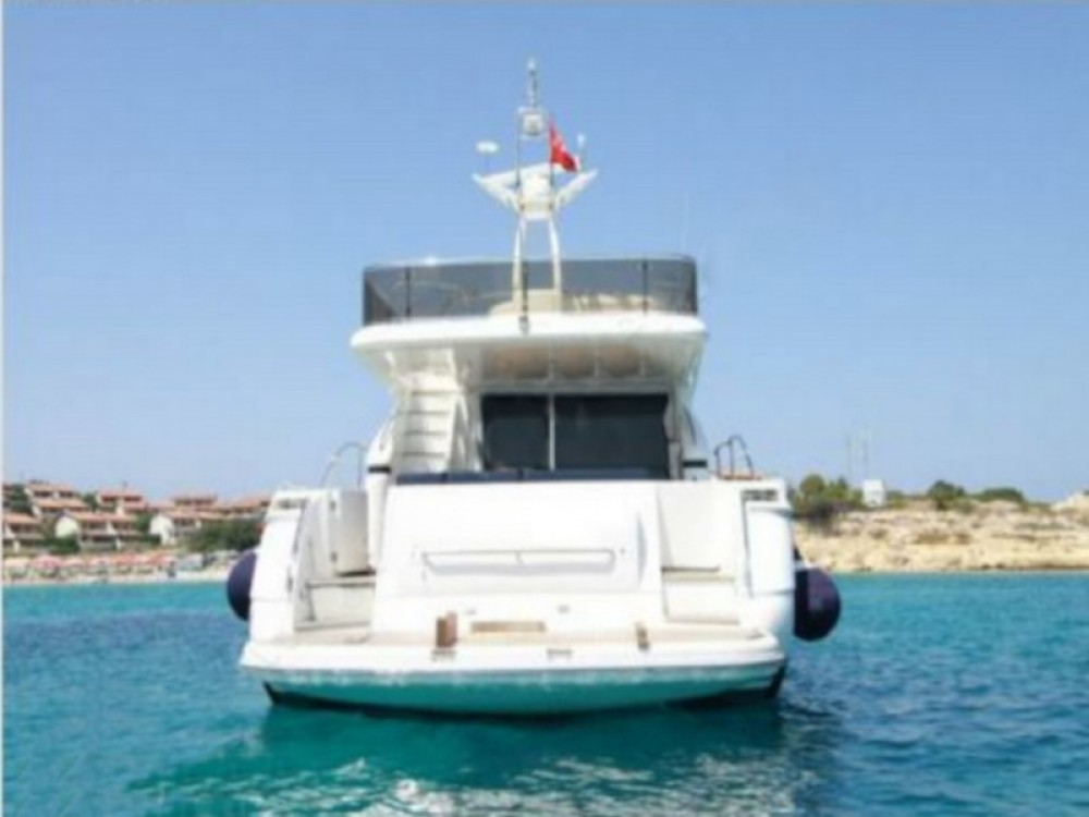 Princess Princess 65 Fly between personal and professional Çeşme