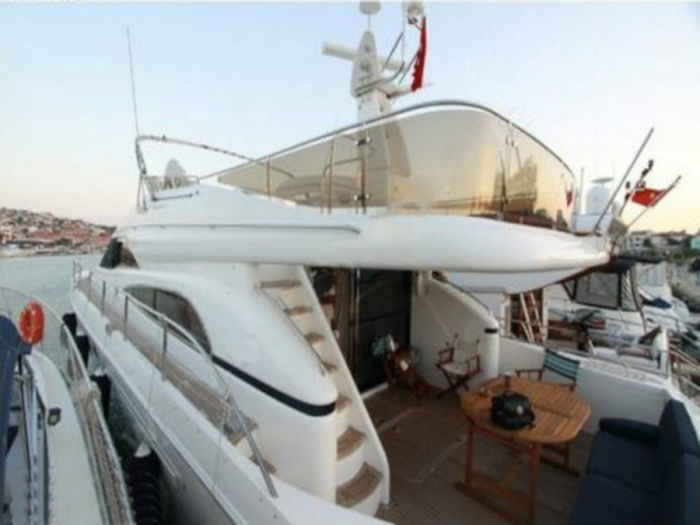 Princess Princess 65 Fly between personal and professional Aegean Region