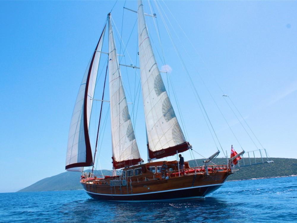 Rental yacht Bodrum -  Gulet Il Fratello on SamBoat