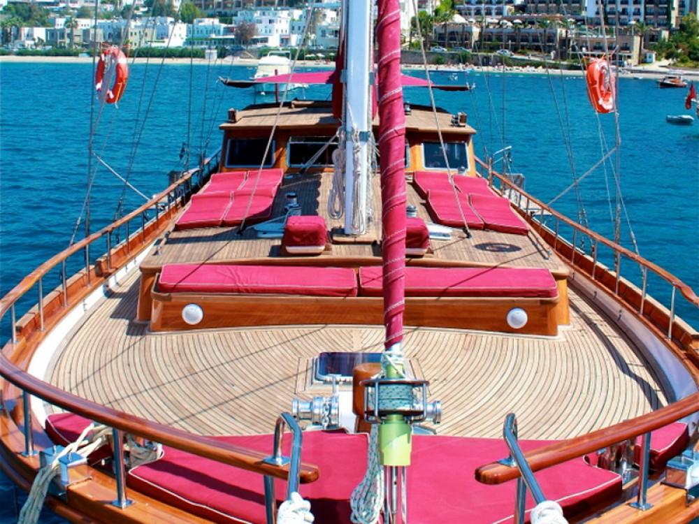 Boat rental Bodrum cheap Gulet Il Fratello