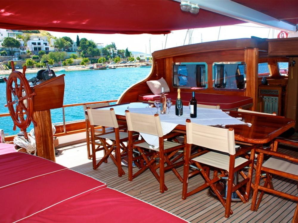 Boat rental  Gulet Il Fratello in Bodrum on Samboat