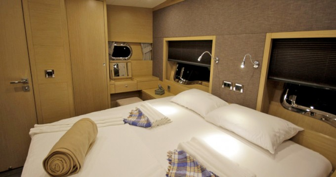 Rental yacht Bodrum -  Gulet Zeynos on SamBoat