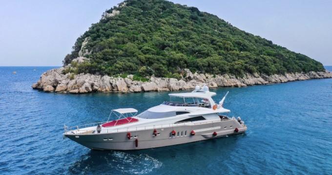 Rental Yacht in Göcek -  Bilgin 28