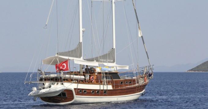 Boat rental  Gulet Sebahat Sultan in Bodrum on Samboat