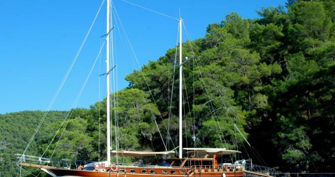 Boat rental Bodrum cheap Gulet Be Happy