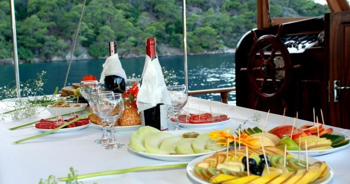 Boat rental  Gulet Be Happy in Bodrum on Samboat