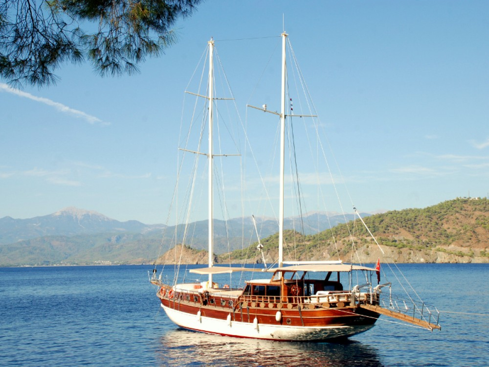 Rent a  Gulet Be Happy Bodrum