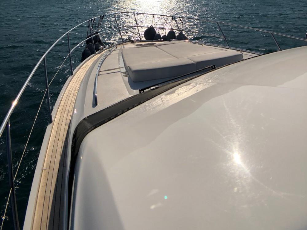 Boat rental Princess Princess 52 Fly in Bodrum on Samboat