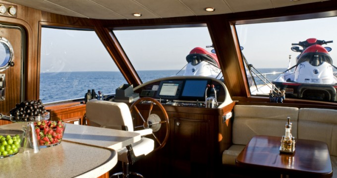 Rental yacht Bodrum -  Motoryacht Azmim on SamBoat