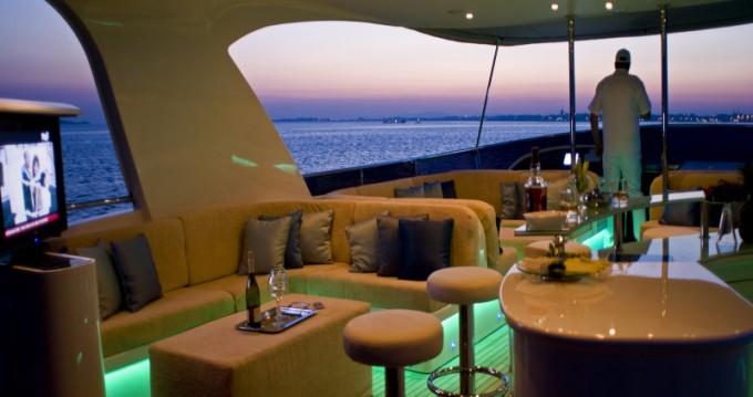 Rental Yacht in Bodrum -  Motoryacht Azmim