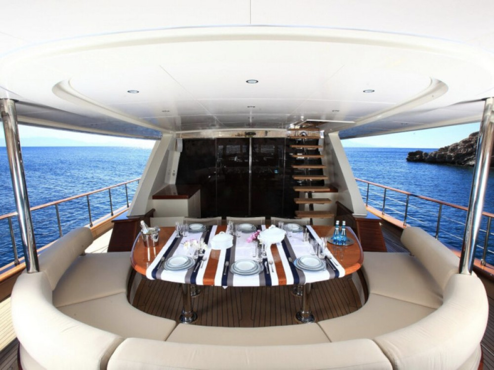 Rental yacht Bodrum -  Gulet Daglarca on SamBoat