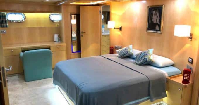 Rental Sailboat in Göcek -  Gulet Rigel