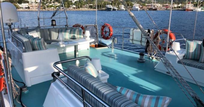 Boat rental Göcek cheap Gulet Rigel