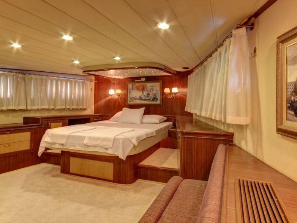 Boat rental  Gulet Caneren in Bodrum on Samboat