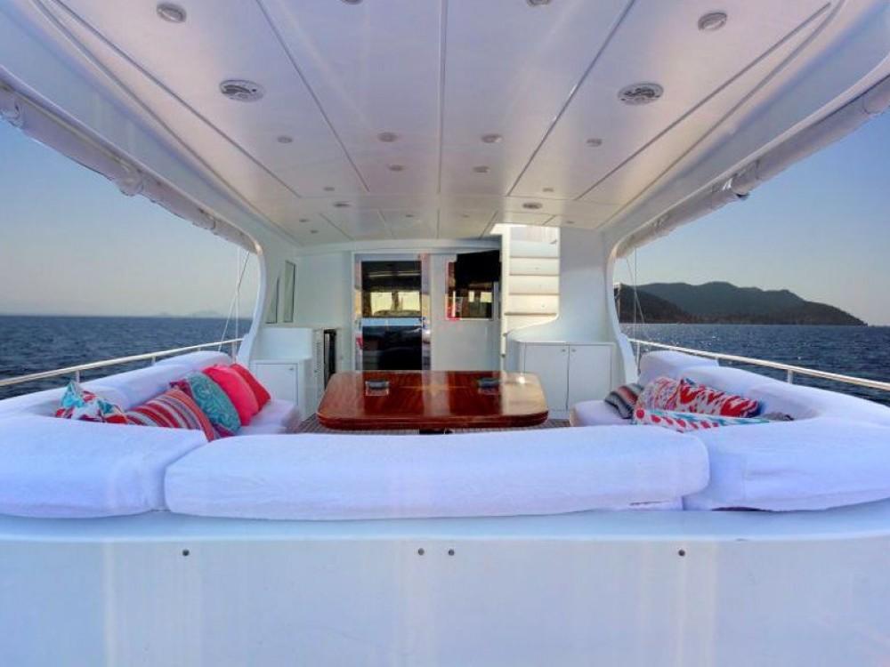 Rental Sailboat in Bodrum -  Gulet Caneren
