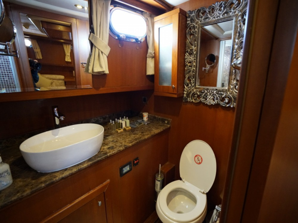Rental Sailboat in Muğla -  Gulet Arabella