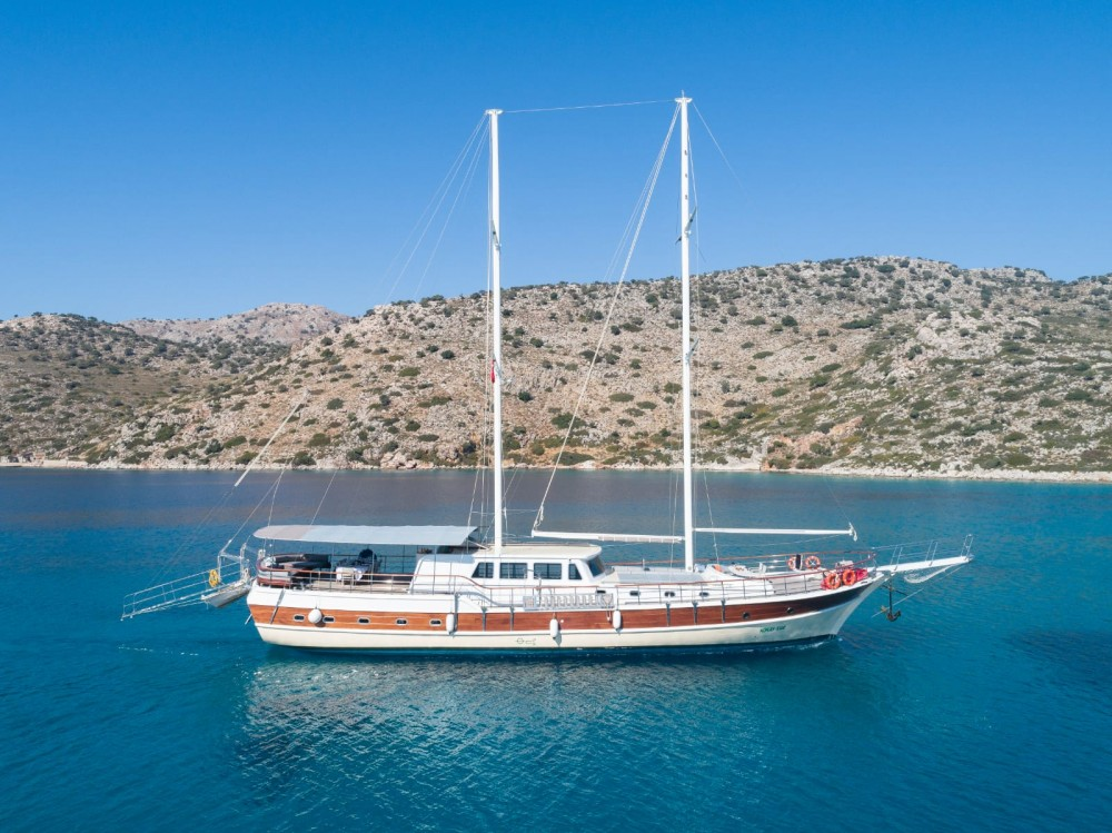 Boat rental  Gulet Koray Ege in Marmaris on Samboat