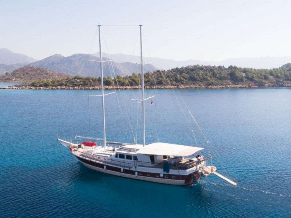 Boat rental Marmaris cheap Gulet Koray Ege