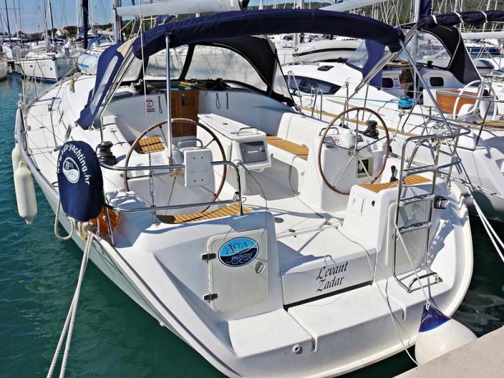Rental yacht Sukošan - Bénéteau CYCLADES 43.4 BT on SamBoat