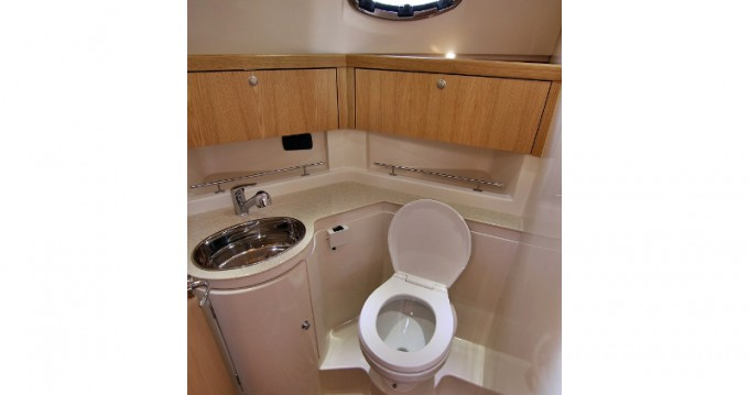 Boat rental Sukošan cheap ADRIANA 36 BT (16)