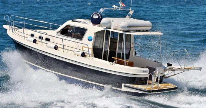 Rental Motorboat in Sukošan - Sas Vektor ADRIA 1002V BT (14)