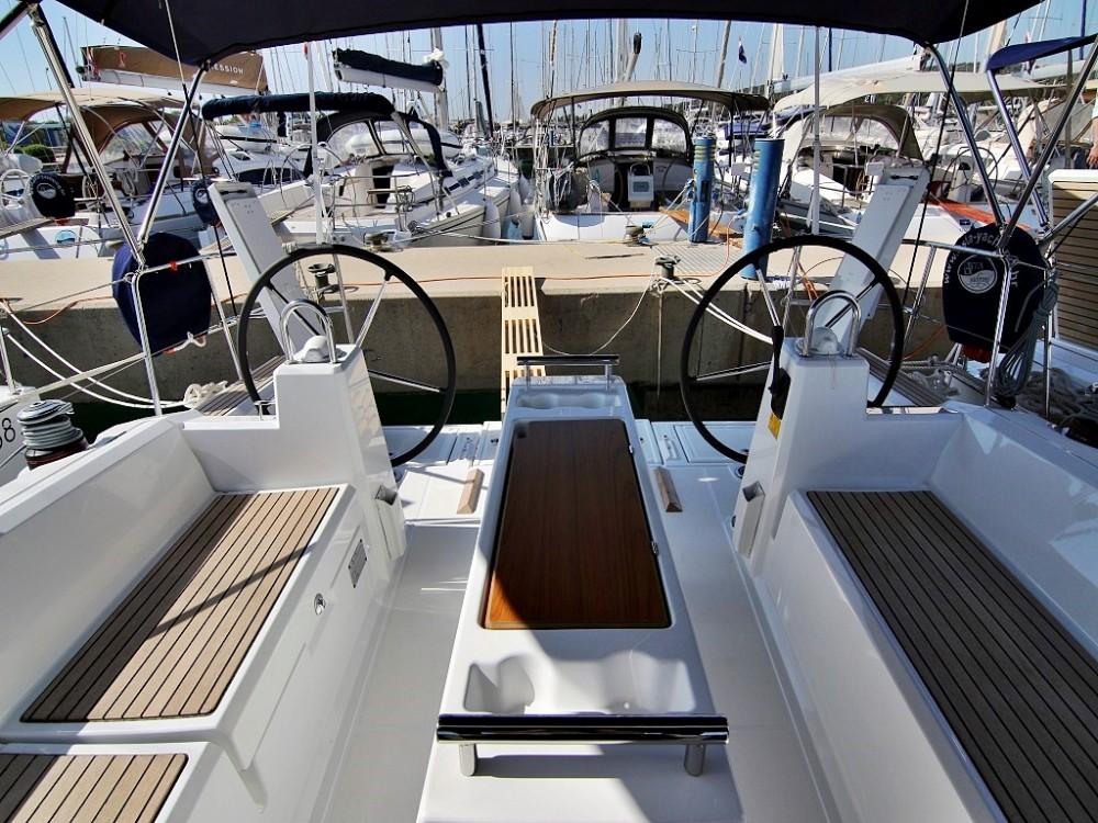 Boat rental Sukošan cheap HANSE 418 BT