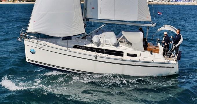 Rental Sailboat in Sukošan - Bavaria BAVARIA C 33