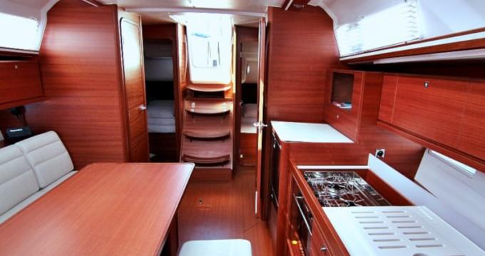 Boat rental Sukošan cheap DUFOUR 382 BT