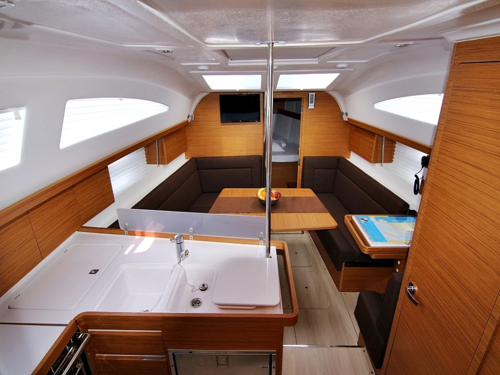 Boat rental Sukošan cheap ELAN 40 Impression BT