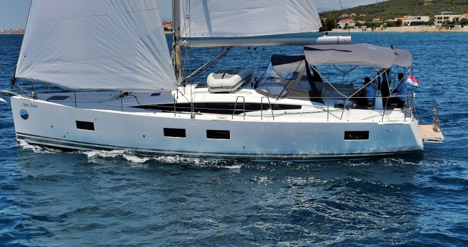 Boat rental Sukošan cheap JEANNEAU 54 BT