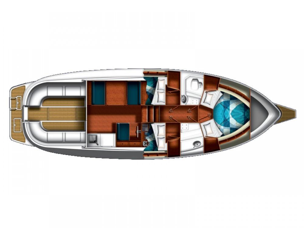 Boat rental Sukošan cheap ADRIA 1002V  BT (12)