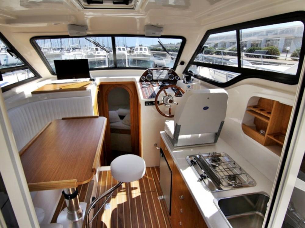 Boat rental Sukošan cheap VEKTOR 950 BT (16)
