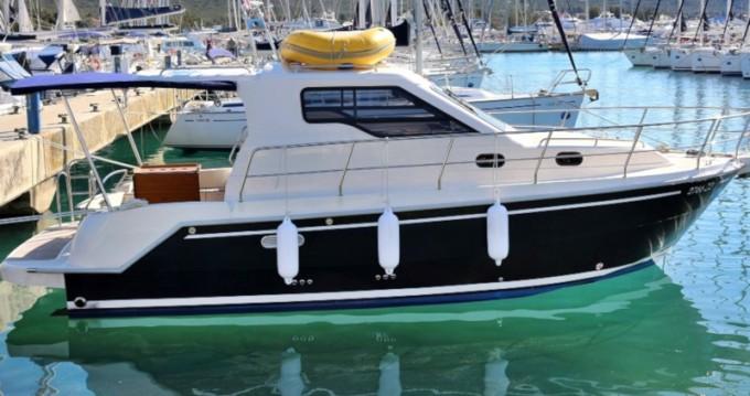 Boat rental Sas Vektor VEKTOR 950 BT (16) in Sukošan on Samboat