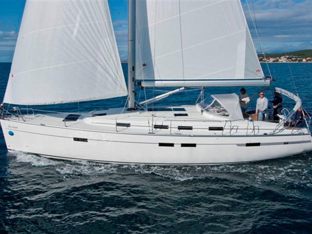 Boat rental  cheap BAVARIA C 45 BT